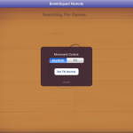 BombSquad Remote on iPad